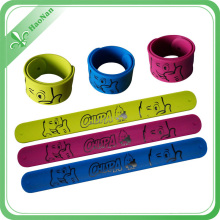 Cartoon Printed Promotional Product High Quality Ppq Bracelet Wristbands