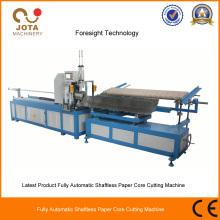 Spirale de chargement automatique Machine de découpage de Pipe de papier