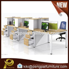 Modern office partition for 6 person