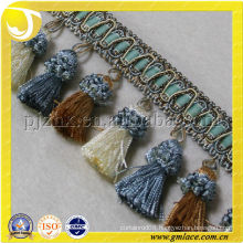 Hot Sale Tassel Fringe Used For Suede Fringe Bags Side Hair Fringe