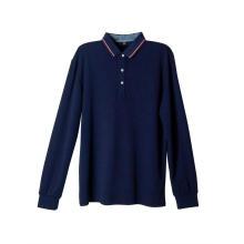 Langarm-Poloshirt für Herren