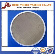 Filtres en fil d'acier inoxydable fil Filtre Filtre éléments (YB-17)