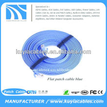 BRAND NEW PREMIUM High Speed RJ45 CAT6 Flat PATCH CABLE