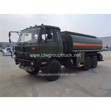 Dongfeng 6x6 heavy oil tanker truck