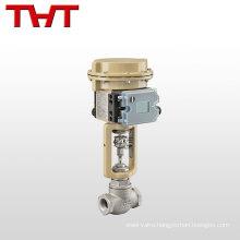 Hot selling stainless steel vacuum gas pressure regulating solenoid valve