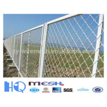 beautiful grid mesh fencing