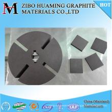 Aluminum degassing graphite rotor for sale