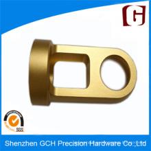 Pieza de Pin de Pogo de latón mecanizada de alta precisión personalizada