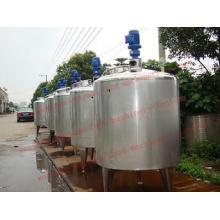 Mischbehälter aus Edelstahl 1000L