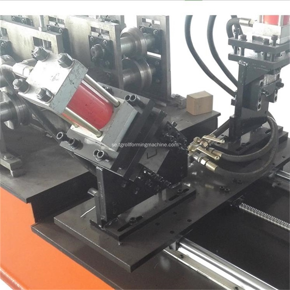Light Gauge Metal Stud Making Machine