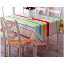 Table cloth ...