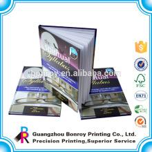 Günstige Qualität benutzerdefinierte Färbung Hardcover Bücher drucken