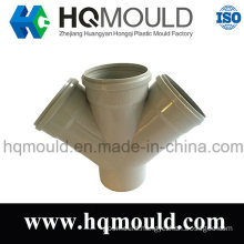 High quality Plastic Injection Pipe Fitting Mould