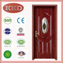 Feuchtigkeit Beweis Stahl Holz Innentür JKD-X1351 für Badezimmer
