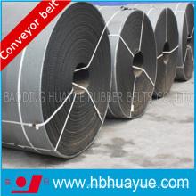 Bande transporteuse en acier de haute qualité, résistante au feu et antistatique