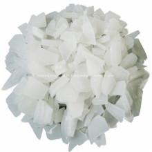 Bloco granular de flocos de sulfato de alumínio