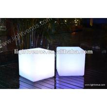 Cambio de color alta emocional LED silla de fiesta