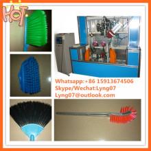 Máquina de tufagem de escova de eixo 5 CNC / escova hocky que faz a máquina / fabricante de máquina de escova de vassoura