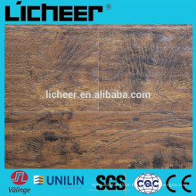 indoor EIR surface Laminate flooring manufacturers china imitated wood flooring /easy click laminate flooring