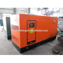 160kw / 200kva Cummins motor generador de energía a prueba de ruido diesel generador de energía