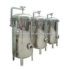 Filtre à eau ionisant industriel en acier inoxydable alcalin