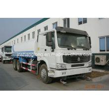 Boa qualidade e alta eficiência HOWO 6X4 caminhão tanque de água