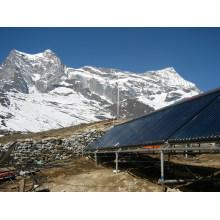 En12975 et Solar Keymark, SRCC, filigrane, marqueurs certifiés Solar Collector
