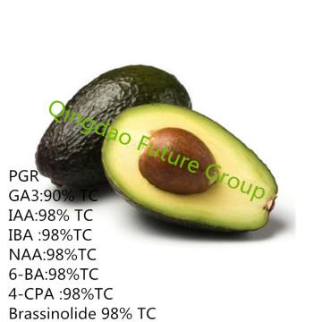 Regulador de Crescimento Vegetal CAS: 72962-43-7 Brassinolide 98% Tc