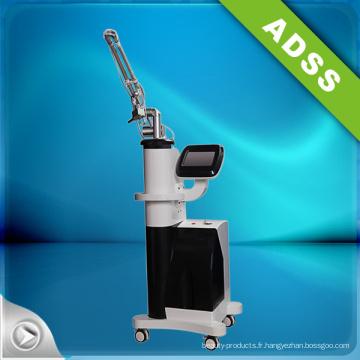 Détection de cicatrices laser à CO2 fractionnaire Équipement de beauté (FG 500)