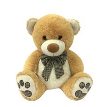 Brauner Teddybär Mit Schleife