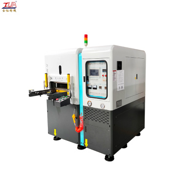 vacuum machine press heat transfer label press equipemt