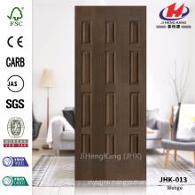 JHK-013 Widly Used In Interior Glass Door Of Deep 8MM MDF EV-Cassin Siamea Door Panel