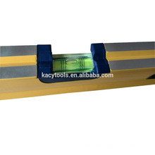V-groove aluminum spirit level