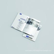 Drucken von kundenspezifischen Zeitschriftenkatalogen