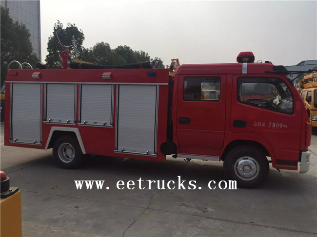 JAC Fire Fighting Vehicles