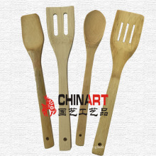 4PCS Bamboo Kitchen Utensils Cooking Tools (CB06)