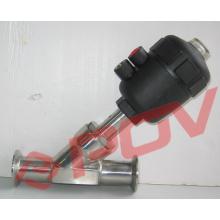 Válvula solenóide pneumática y tipo válvula de controle pneumático