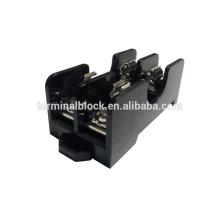 ФБ-0612 2 Способ монтажа на DIN-рейку низкого напряжения винт одной и основание взрывателя