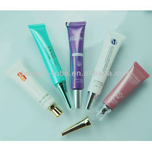 small cosmetic plastic soft tubes,silk screen cosmetic tubes