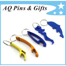 Metal Bottle Opener with Special Shape