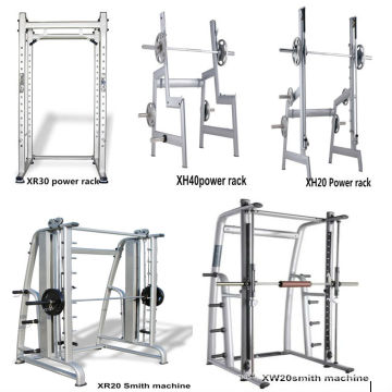 Placa Gymequipments Fitness Equipment Racks máquina smith