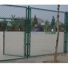 Chain Link Sport Fence and Gate for Basketball (TS-E137)