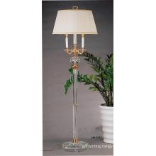 Classic E27 Clear Crystal Contemporary Floor Light (2619)
