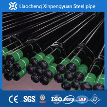 "seamless pipe API5CT N80 EU casing pipe and tubing 12""14'16'18"""