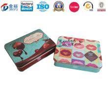 Girls′ Favor Makeup Kits Makeup Storage Tin Box Jy-Wd-2015112713120103
