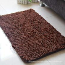 cheap microfiber brown door mat manufacturing