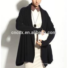 17PKCS140 2017 women winter warm trendy 85/15 cotton cashmere coat
