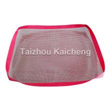 PTFE coated fiberglass mesh besket