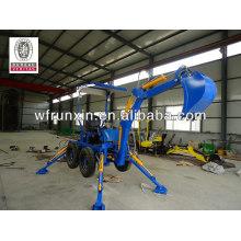 Mini excavatrice 22hp entraînée par moteur diesel de Runshine Yanmar à vendre