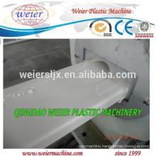 2014 NEW DESIGN OF PVC SQUAR PIPE EXTRUSION MACHINE